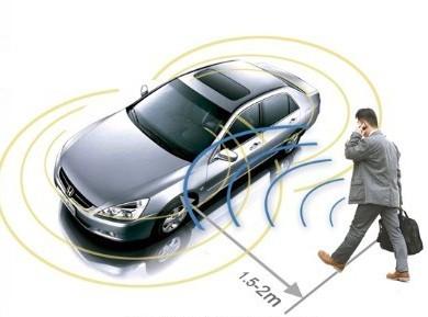 Бесключевой доступ в автомобиль своими руками