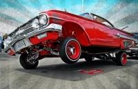 Лоурайдер 1960 года Chevrolet Impala
