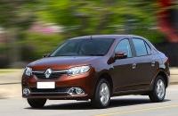 Renault Logan - клиренс автомобиля
