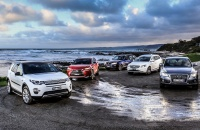 Сравнительный обзор полноприводных авто не дороже миллиона