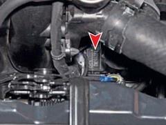 где посмотреть номер двигателя на киа рио