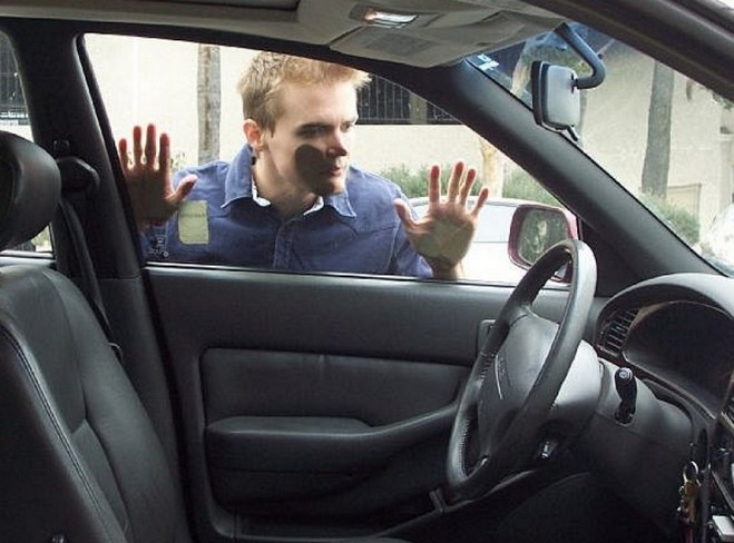 как открыть ключ от машины киа