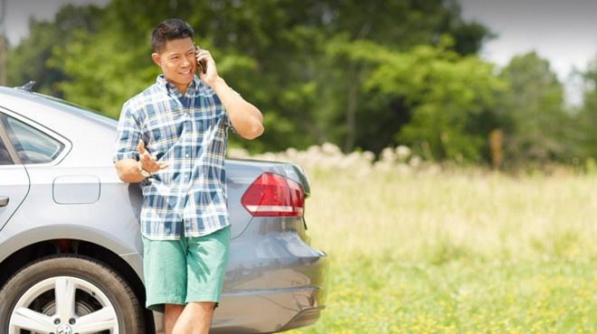 как открыть дверь машины если ключи остались внутри киа рио