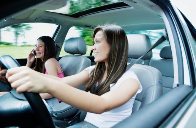 Как можно ездить на машине если вписан в страховку