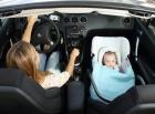 Можно ли на переднем сиденье ставить детское кресло