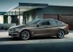 BMW 3 Gran Turismo в коричневом цвете