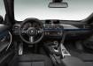 BMW 3 Gran Turismo - салон с водительского ракурса
