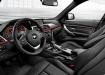 BMW 3 series - интерьер салона