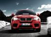 BMW X6 M - вид спереди