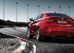 BMW X6 M - вид сзади