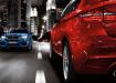 BMW X6 M - зад машины