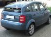 Audi A2 - задняя часть автомобиля
