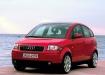 Audi A2 - красный