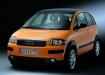Audi A2 - оранжевый