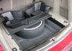 Audi A2 - багажник и запаска