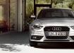 Audi A4 - вид спереди