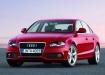 Audi A4 - красный