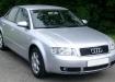 Audi A4 - поколение B6, вид спереди