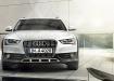 Audi A4 Allroad Quattro - вид спереди