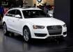 Audi A4 Allroad Quattro в шоу-руме