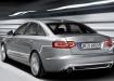 Audi A6 - вид сзади