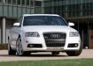 Audi A6 в белом цвете