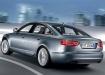 Audi A6 в движении