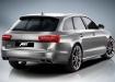 Audi A6 Avant - вид сзади