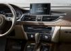 Audi A7 - салон автомобиля