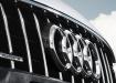 Audi Q7 - официальное фото, решётка радиатора крупным планом