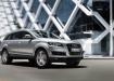 Audi Q7 в городе