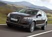 Audi Q7 в движении