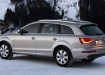 Audi Q7 зимой