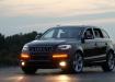 Audi Q7 2013 модельного года с фарами