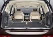 Audi Q7 - багажник со сложенным третьим рядом сидений