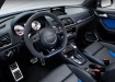 Audi RS Q3 - место водителя - интерьер