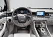 Audi S8 - интерьер салона модели 2005 года выпуска