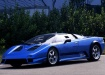 Bugatti EB 110 1991 года - клиренс