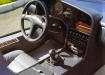 Bugatti EB 110 - салон автомобиля 1991 года
