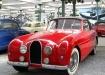 Bugatti Type 101 в красном цвете