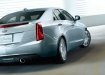Cadillac ATS - вид сзади