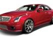 Cadillac ATS - красный