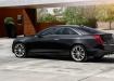 Cadillac ATS - купе, чёрный