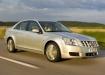 Cadillac BLS в движении