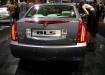 Cadillac BLS - вид сзади