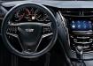 Cadillac CTS - руль и панель