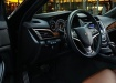 Cadillac CTS - вид интерьера салона