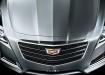 Cadillac CTS - капот, фары, бампер
