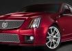 Cadillac CTS V - красный