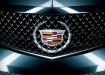 Cadillac CTS V - решётка радиатора